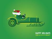 Enguinity Engineering Holiday Card