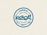 Kickoff Badge