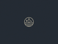 Black Lake Mini Logo