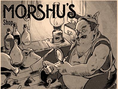 Morshu's , the Shopkeeper fanart morshu zelda cdi zelda