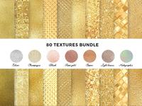 80 Textures Bundle