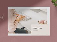 Landscape Portfolio / Brochure