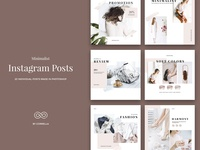 Minimalist - Instagram Posts