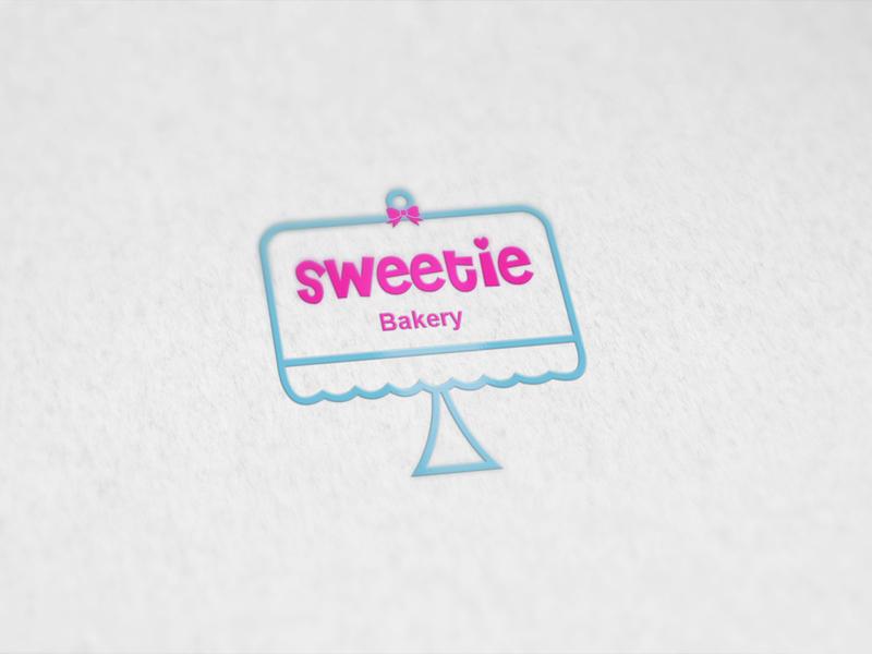 Bakery logo illustration logo branding