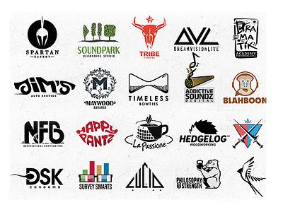 Logo Collection Behance logodesigns logoset logofolio лого логотип logo collection evolvered icons logo behance