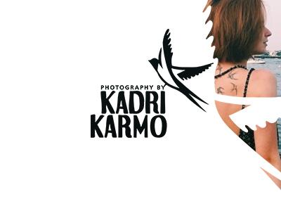 KK from boston logodesignboston logolounge negativespace design icon logo photography barn swallow swallow bird