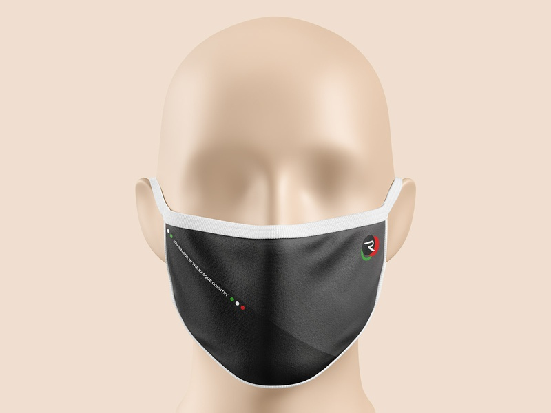 Mask - Adult rogersport handmade basque basque country mask facemask