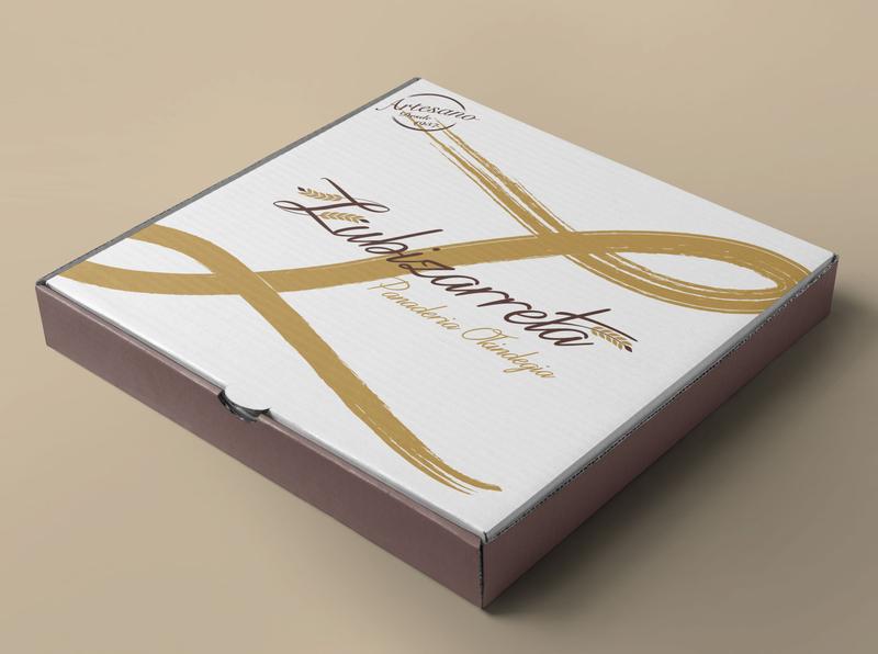 Patty Box homemade patty box logo elegant simple bakery bread