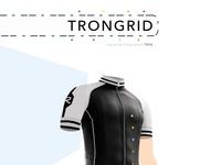TRONGRID Design Artwork