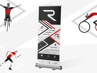 Roll Up Banner – RogerSport
