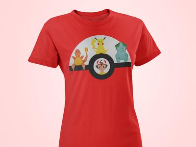 Pokemon T-Shirt for UTGP19