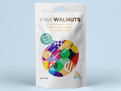 Raw Walnuts