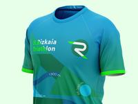 Bizkaia Triathlon 2020 Concept Front View