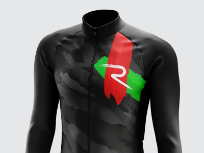 Basque Edition 2020 Front View basque country sportswear cycling kit basque jersey maillot cycling vector
