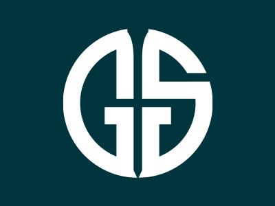 'GS' Logo Mark logo design