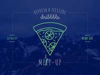 Refresh Teesside Dribbble Meat-up