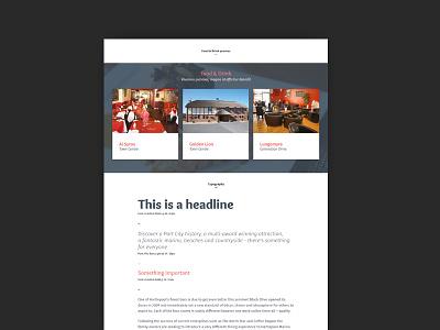 Styletilin' responsive web design design rwd styletile