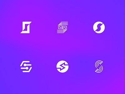 'S' Cryptocurrency Logos cryptocurency crypto logo app branding icons
