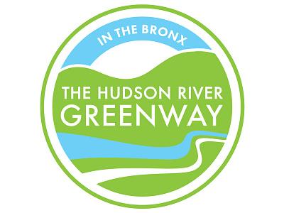 The Hudson River Greenway in The Bronx bronx vector hudson river path bike greenway