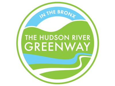 The Hudson River Greenway in The Bronx