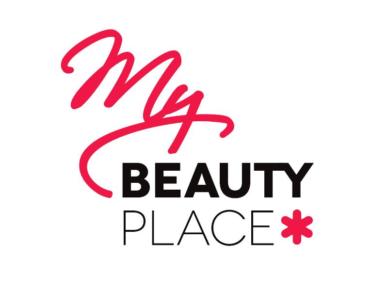 My Beauty Place logotype logotype logo identity beauty