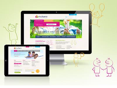 Mutaero design site web
