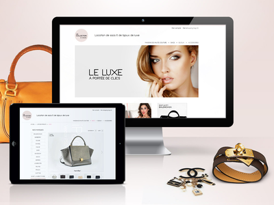 Location de sacs & de bijoux de luxe