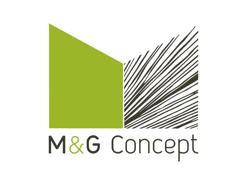 M&G Concept logotype logotype logo
