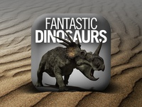 New icon for Fantastic Dinosaurs