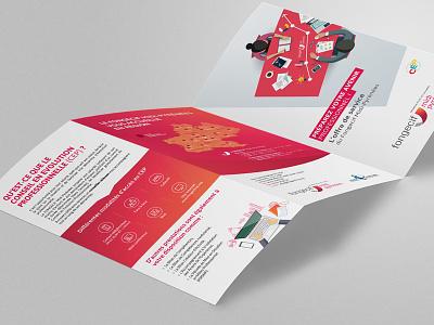 New Brochure for Fongecif brochure