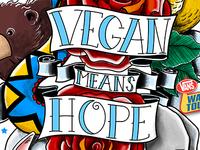 Vegan Means Hope