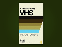 1-Hour Series: VHS