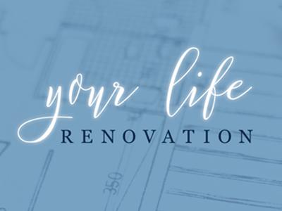 Your Life Renovation - Logo Design