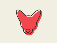 Corgi Dog Icon
