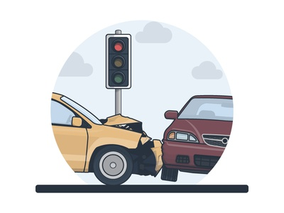 Claims Car Accident accident traffic light crash car claims