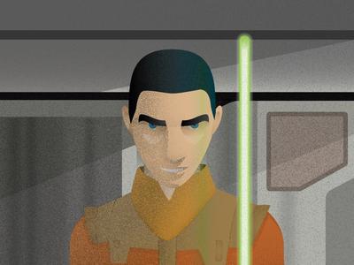 Ezra The Rebel