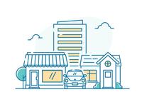Insurance product illustrations