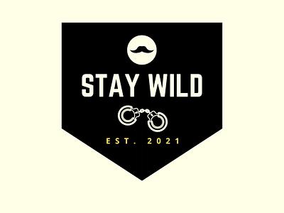 Stay Wild 05 brand identity business vector dribble behance design minimal illustration logo branding