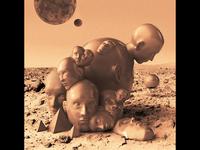 Heads on Mars