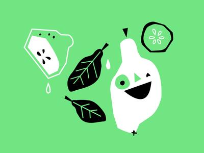 Pear Shiner