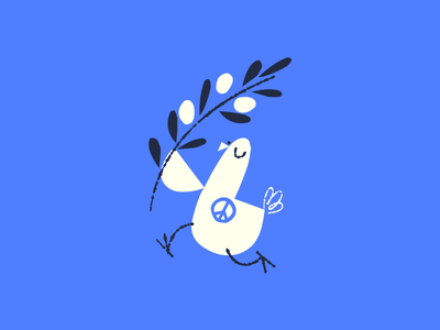 Peace animals illustration doves birds shirt leaves olives olive branch peace dove