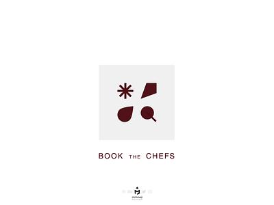 Book The Chefs Logo logodesign logos logo concept minimalism minimal restaurantslogo restaurantlogo minimalisticlogo minimallogo foodlogo logobrand luxurylogo classylogo cheflogo chefslogo dininglogo