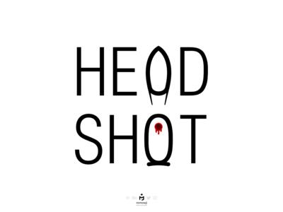 Headshot Typography
