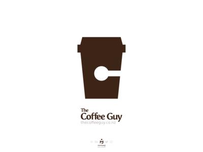 The Coffee Guy Logo