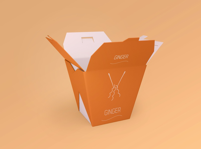 Ginger Maiavaa Graphic Design web typography website illustrator art minimal logo illustration design