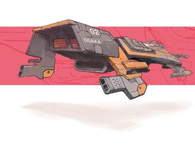 Slider comic racer gamedev game conceptart