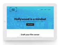 Homepage for JR School of Film