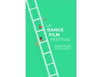 LA Dance Film Festival Poster