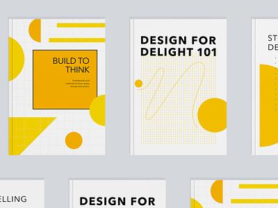 Innovation Academy Learning Workbooks design thinking academy print design workbook