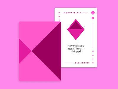 Delight shuffle Prompt Design- Go Broad to Go Narrow design thinking art direction methodology illustration academy card design print design